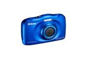 Nikon compact étanche COOLPIX W100 BLEU