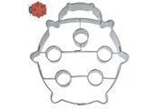 Stadter Emporte pieces en forme de coccinelle 7 cm inox - stadter