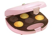 BESTRON Bestron - appareil ã cupcake sweet dreams dcm8162 (dcm 8162) rose