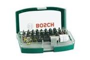 Bosch Set d'embouts de vissage 32 pièces bosch 2607017063