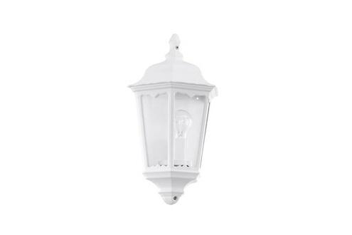 Eglo Navedo Applique Extérieure 1x60w Blanc Demi 93448 Lighting Murale SVqzpUM