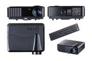 Scenelights Projecteur vidéo HD LCD/LED 2800 lm LB-9300 V2