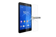 Cabling Protection d'écran invisible shield transparent qualité hd en verre trempé pour sony xperia z4 compact