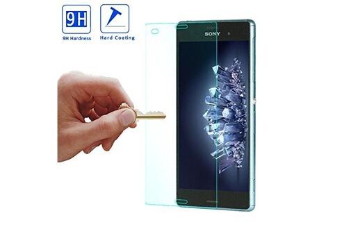 Cabling Protections d'écran en verre trempé pour sony xperia z4 compact