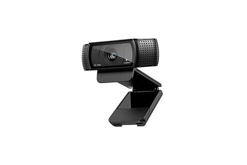 Logitech Logitech hd pro webcam c920 noir