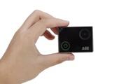 Aee Lyfe Silver - Caméra d'action ultra haute définition 4K 10 ips - Ecran tactile - Boîtier étanche