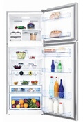 Beko Refrigerateurs 2 portes BEKO DN 156720 DX