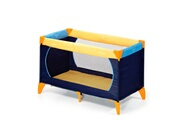 Hauck Lit parapluie dream and play - yellow blue navy