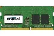 Crucial Mémoire pour portable ddr4 crucial so-dimm 8 gb 2400 1 barette
