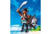 PLAYMOBIL 9075 pirates - pirate avec bouclier