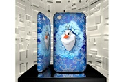 AUCUNE Coque iphone 3g 3gs anf la reine des neiges olaf 06