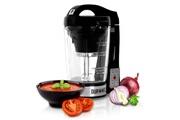 Duronic Bl78 blender chauffant à soupe en verre transparent - créez vos soupes et gaspachos par simple pression d'une touche !