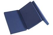 ROBA Matelas 3 parties roba 120x60cm - bleu