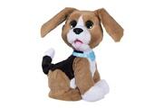 Hasbro Peluche intéractive : filo mon chien bavard