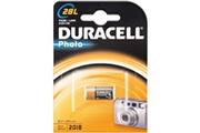 Alpexe Pile 2cr1/3n, 28l, 2cr11108, 4g13, 6231, 7h34, cr-1/3n, cr1/3n, dl1/3n, px 28, v 28 pxl duracell idéal pour les appareils photo