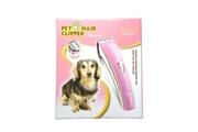 Dealstore Tondeuse pour chiens rechargeable sans fil électrique