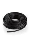 Numan Numan câble d?enceinte - cca aluminium-cuivre 2 x 2,5mm 30m ? Noir