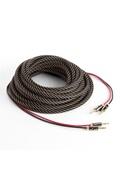 Numan Numan câble d'enceinte - ofc cuivre 2 x 3,5mm² 5m gaine textile