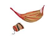 Storaddict Storaddict - lit suspendu, hamac, rouge, coton, brésilien, capacité: pour 2 personnes