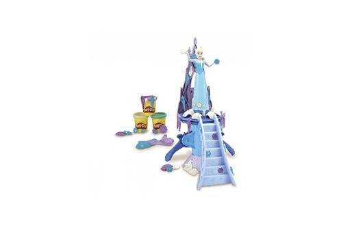 Hasbro Playdoh palais de glace magique frozen
