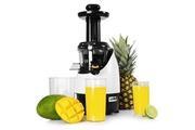 Duronic Je2 extracteur de jus 220w - mastication lente et à froid des fruits et légumes