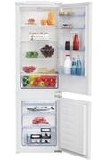 Beko Refrigerateur congelateur encastrable beko bcha 275 k 2 s
