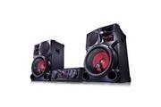 Lg Mini-chaã®ne lg cm9760 cd mp3 bluetooth et usb avec effets dj