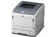 OKI Imprimante multifonction oki b721dn hellgris/gris, usb/lan