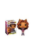 Funko Figurine monster high - clawdeen wolf pop 10cm