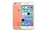 Apple Apple iphone 6 16go rose pamplemousse