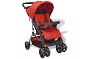 GENERIQUE Transport de bébés categorie jakarta poussette rouge 102 x 52 x 100 cm