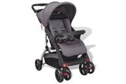 GENERIQUE Transport de bébés serie téhéran poussette gris 102 x 52 x 100 cm