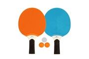 Get & Go Ensemble tennis de table get & go bleu/orange/gris clair