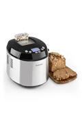 KLARSTEIN Brotilde machine à pain automatique écran lcd 650w - inox