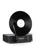 Auna Verticalo s platine vinyle verticale3 vitesses port usb mp3 - design rétro