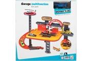 Wonder Kids Garage multifonctions 2 niveaux 1 voiture métal