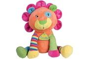 Wdk Groupe Partner Peluche lion multicolore
