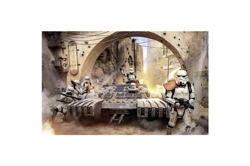 Komar Papier peint intissé panoramique tanktrooper - star wars 400x250cm
