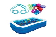 BESTWAY Piscine gonflable aventure sous-marine 54177