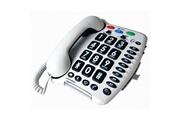 Geemarc Téléphone amplifié pour senior et malentendant- amplipower 40 - geemarc (+40db)