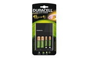 Duracell Chargeur universel duracell cef14. Incl. 2xaa 2xaaa
