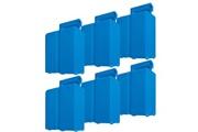 Domena 6 cassettes anticalcaire domena emc - réf: 500676342