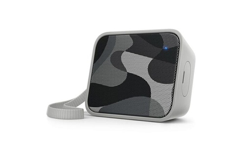 Philips Enceinte bluetooth sans fil philips bt110c/00 usb 4w gris