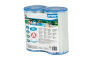 Intex Lot de 2 cartouches de filtration a - intex