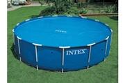 Intex Bâche à bulles 4,7 m pour piscines rondes 4,88 m - intex