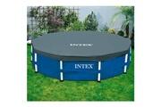 Intex Bâche pour piscine tubulaire ronde 4,27 m intex