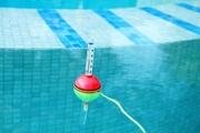 Kerlis Mini thermomètre de piscine bouchon kerlis