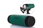 Alpexe Enceintes bluetooth haut-parleurs sans fil portable rechargeable multifonction avec 4000mah alimentation led - vert