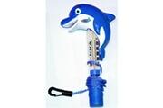 Kerlis Mini thermomètre de piscine dauphin kerlis