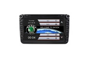 Top Aut-hightech Autoradio gps wince bluetooth volkswagen radio wifi